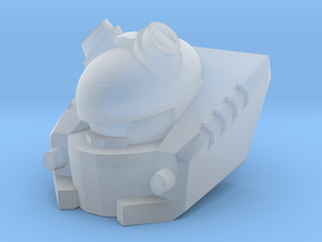 CW Auto-fodder (Deluxe Scale) in Smooth Fine Detail Plastic