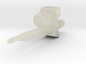 Ratchetrooper Weapon 06 - Sniper Laser in Transparent Acrylic