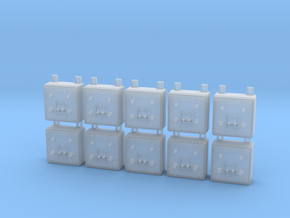 1/18 USN Wall Switch B in Smooth Fine Detail Plastic