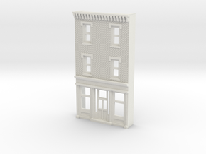 PHILLY- AVE STORE 3s 160 Brick in White Natural Versatile Plastic