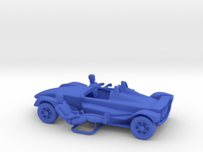1:43 Formula-ppoino (Md022) in Blue Processed Versatile Plastic