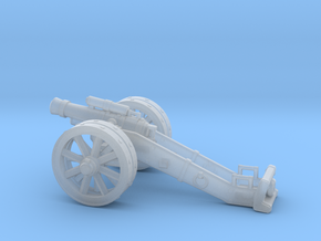 Fantasy Howitzer 28mm in Smooth Fine Detail Plastic