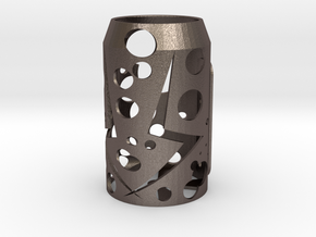 Cola cup Shelf.STL in Stainless Steel