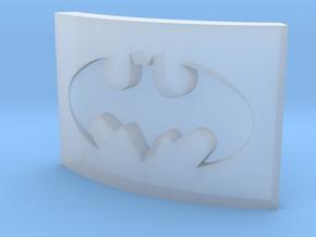 Dark Bat Knight Belt Buckles BB5 1/6TH in Smooth Fine Detail Plastic