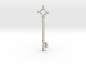 Attack on Titan - Eren Jaeger's Key in Natural Sandstone