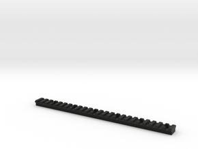 Dytac Geissele Picatinny Rail Long in Black Natural Versatile Plastic
