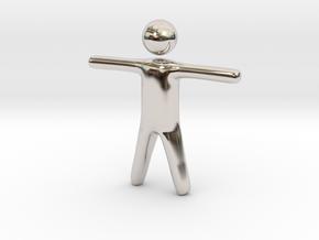 Stickman in Platinum