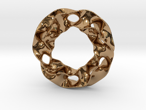 Jewelry in Polished Brass