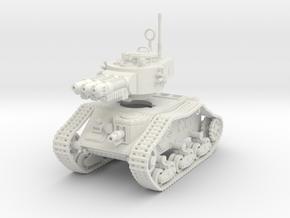 15mm Lee-Man Plasmotron tank in White Strong & Flexible