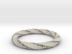 Ring-RoyalModel in Natural Sandstone