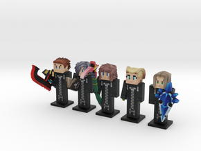 Organization XIII- CoM 5-pack in Full Color Sandstone