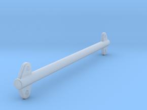 1/50 Load Spreader Bar (Round) in Smooth Fine Detail Plastic