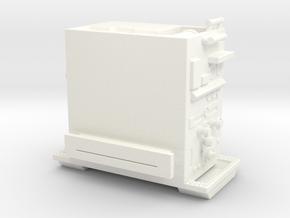 Philadelphia ALF SQUAD pump section 1/87  in White Processed Versatile Plastic