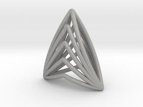 Silk Hand No.9 ,Pendant in Aluminum
