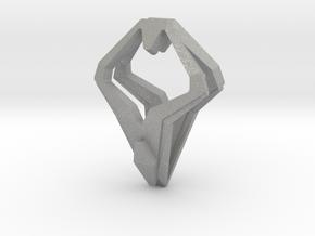 HEAD TO HEAD Unicon, Pendant in Aluminum