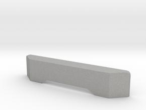 Gladiator Garageworks Compatible End Cap in Aluminum