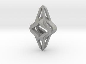 HEART TO HEART Heartsharp, Pendant in Aluminum