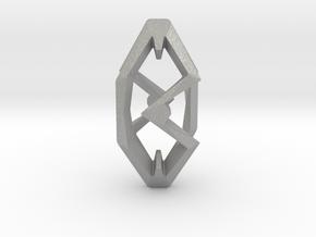 HEAD TO HEAD Ace, Pendant in Aluminum