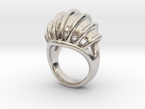 Ring New Way 19 - Italian Size 19 in Platinum