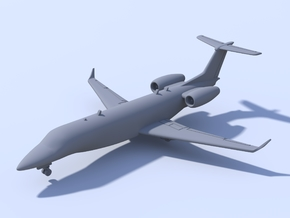 1:400 - Legacy 600 in Smooth Fine Detail Plastic