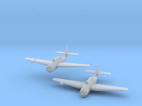 Grumman TBF/TBM w/radome 'Avenger' 1/200 x2 in Smooth Fine Detail Plastic