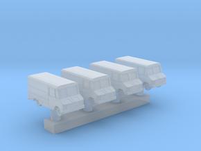 1:600 Scale USAF Crew Van in Smooth Fine Detail Plastic