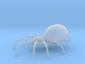 Spider in Smooth Fine Detail Plastic