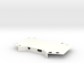 EMAX Nighthawk pro 280 bottom and side protection  in White Processed Versatile Plastic