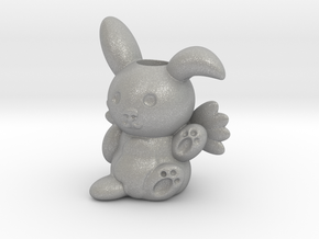 Bunny Holder in Aluminum