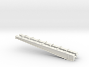 1/64 80' I-beam Cross Span in White Natural Versatile Plastic