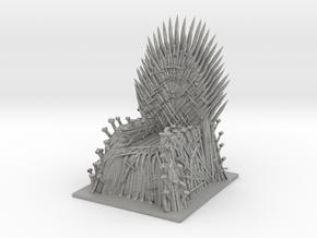 game of thrones trone in Aluminum
