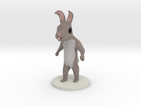 Rabbit in Full Color Sandstone
