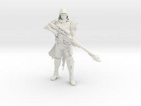 Gunslinger For Kato1334 Shapeways in White Strong & Flexible