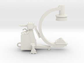 C-ARM - XRAY MACHINE in White Natural Versatile Plastic