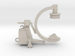 C-ARM - XRAY MACHINE in Natural Sandstone
