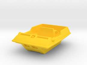 Moon Buggy for True 22 Inch Scaled Eagle - Body in Yellow Processed Versatile Plastic