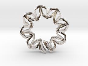 YOUNIC Blossom 350R, Pendant in Platinum