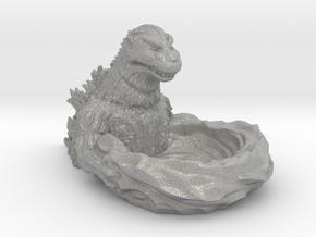 Godzilla 1954 Tray in Aluminum