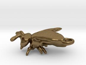 Pollinators Pendulum in Natural Bronze