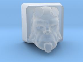 Cherry MX HellBoy Head Keycap in Smooth Fine Detail Plastic