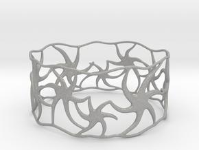 Star Bracelet in Aluminum