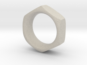 The Reverse Engineer (18mm) in Natural Sandstone