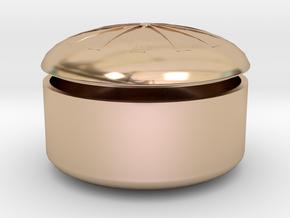 2.75 inch Star Jewel Case in 14k Rose Gold