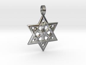 MASON STAR in Premium Silver