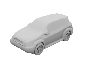 1:400_SUV [x10][A] in Frosted Ultra Detail