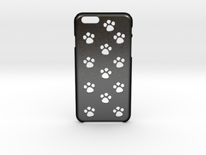 SPARKY iPhone 6 6s case in Matte Black Steel