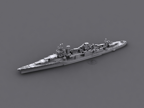 1/1800 US CA33 Portland [1942] in Smooth Fine Detail Plastic