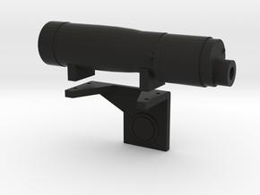 Blaster Scope 38a w/ Mount 2 in Black Natural Versatile Plastic
