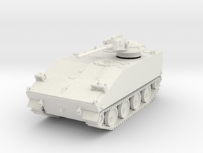 MV10A M114A2 C&R Vehicle (28mm) in White Natural Versatile Plastic