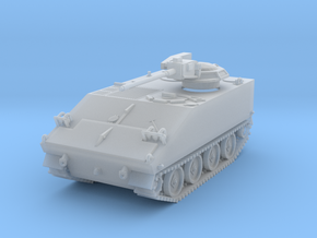 MV10B M114A2 C&R Vehicle (1/100) in Smooth Fine Detail Plastic